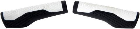 Avenue håndtag hvid/sort el grå/sort.