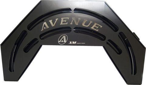 Avenue Skærmsæt Shiny Black  35 mm.