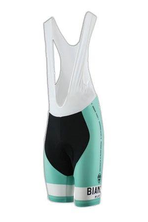 Bianchi Bib shorts Victory Celeste