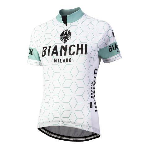 Bianchi dame jersey Nevola, Hvid