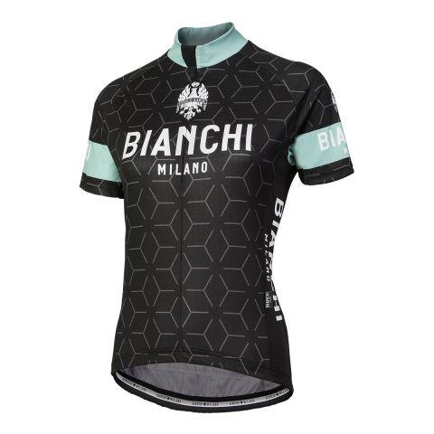 Bianchi dame jersey Nevola, Sort