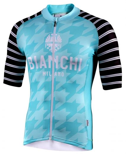 Bianchi Jersey Flumini  - Celeste