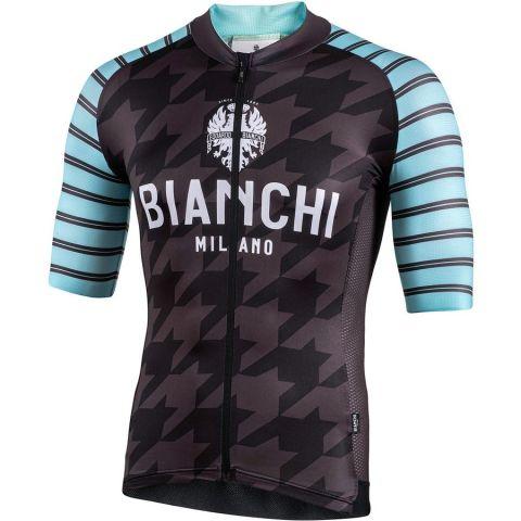Bianchi Jersey Flumini - Sort