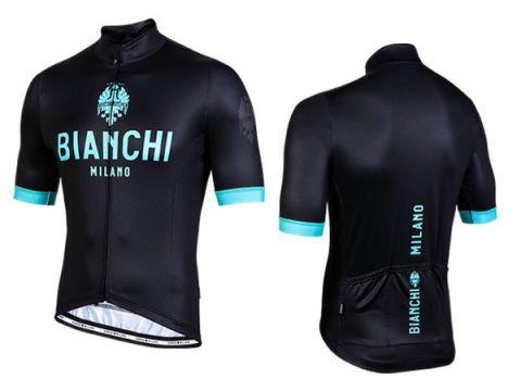Bianchi Jersey Levane - Sort