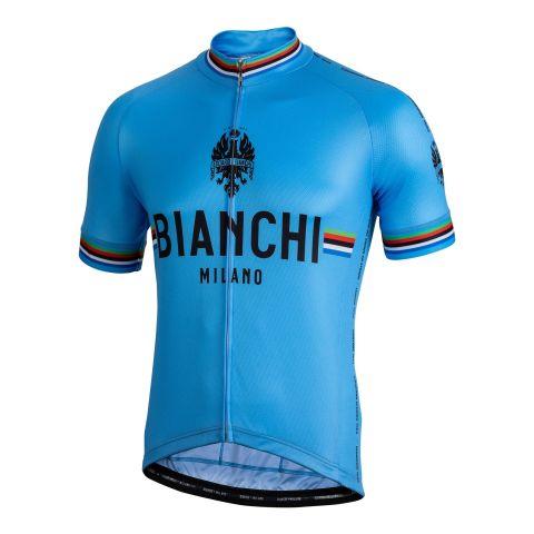 Bianchi Jersey New Pride Blå