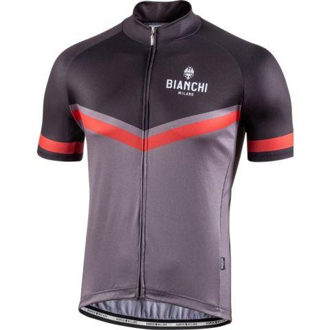 Bianchi Milano Ollastu jersey - Sort-grå