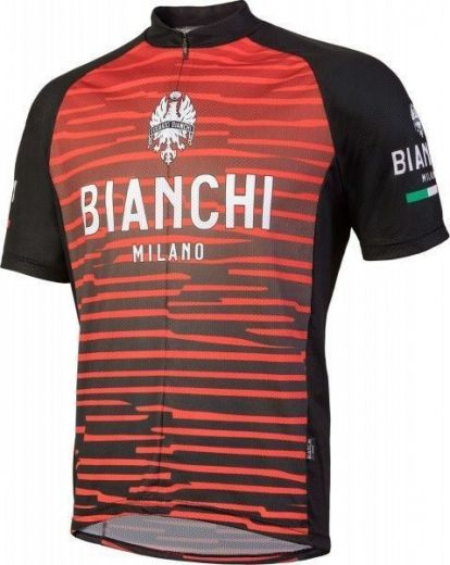 Bianchi Jersey Tarugo MTB - Rød