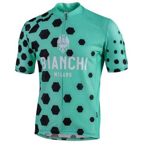 Bianchi Jersey Coghinas MTB - Celeste