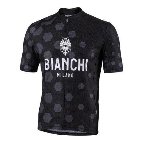 Bianchi Jersey Coghinas MTB - Sort