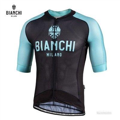 Bianchi Jersey Valconca - Aerodynamisk