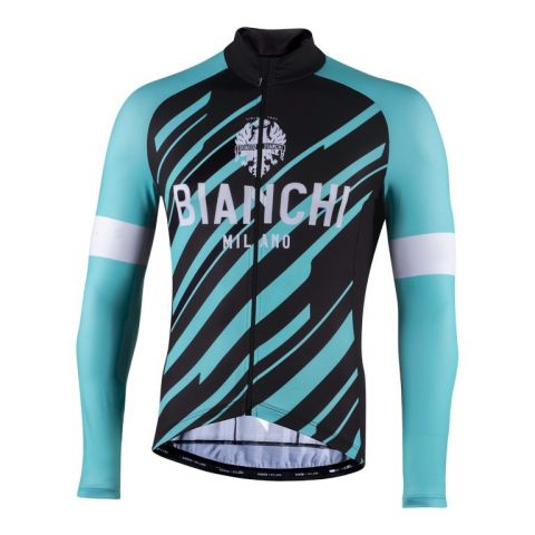 Bianchi langærmet Jersey - Bianzone - Cykeltrøje