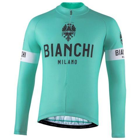 Bianchi langærmet Jersey - Storia - Celeste