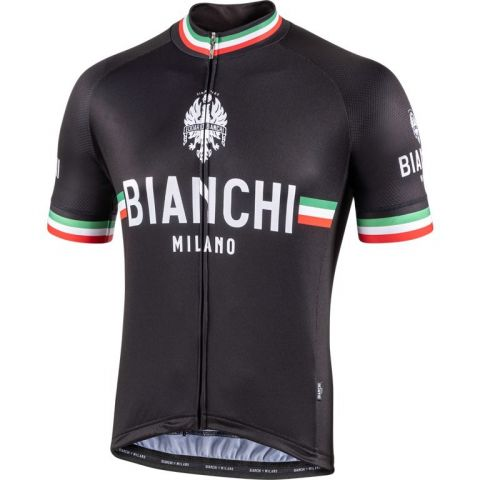 Bianchi Milano Isalle jersey - Sort