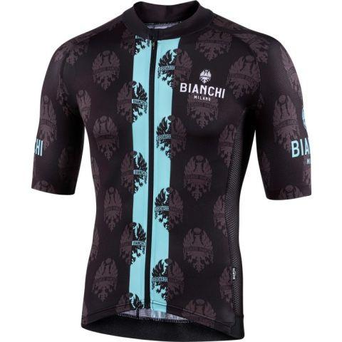 Bianchi Milano Roncaccio jersey - Sort