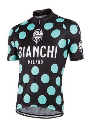Bianchi Jersey Pride Sort/Polka