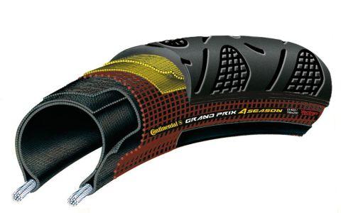 Continental Grand Prix 4-season foldedæk