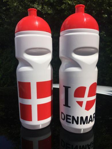 Drikkedunk med Denmark - Dannebrog