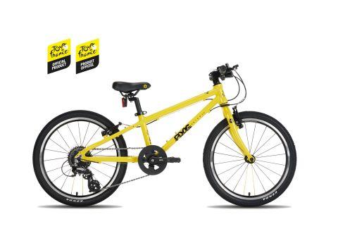 Frog hybrid 53,  20 hjul , TDF gul - sportscykel