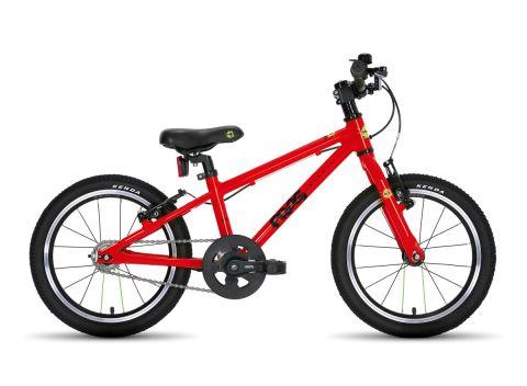 Frog hybrid 44,  16 hjul , rød - sportscykel