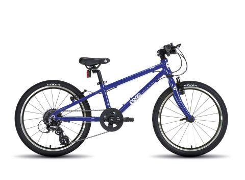Frog hybrid 53 -  20 hjul - Blå - Sportscykel til børn