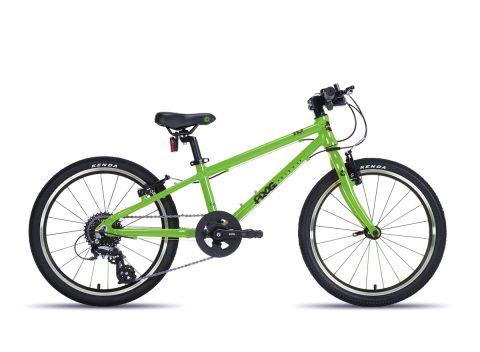 Frog hybrid 53 -  20 hjul - grøn- børnecykel