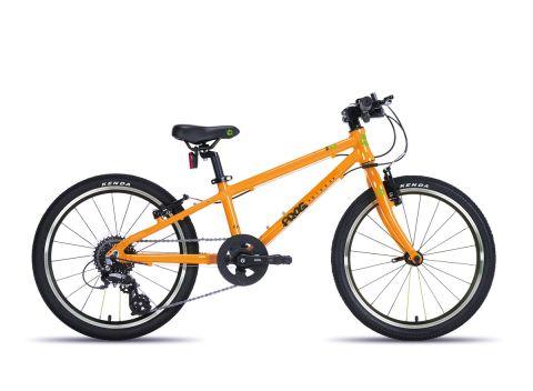 Frog hybrid 53,  20 hjul , orange - børnecykel