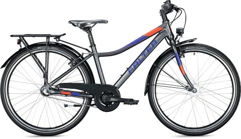 Juniorcykel 26 Tommer - 3 Gear - Falter FX 603