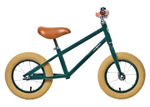 Løbecykel Rebel Kidz Air Classic - Mørk-grøn