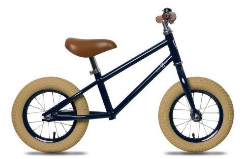 Løbecykel Rebel Kidz Air Classic - Grå-Blå