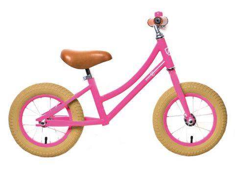 Løbecykel Rebel Kidz Air Classic - Pink