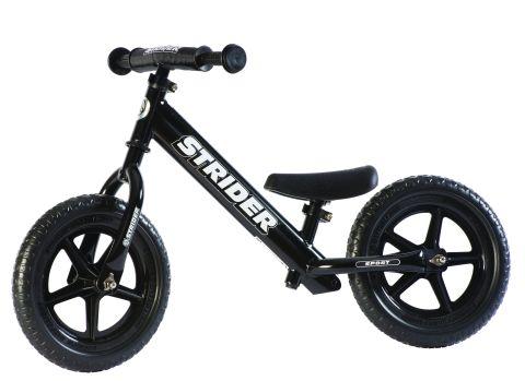 Løbecykel Strider Sport - Sort
