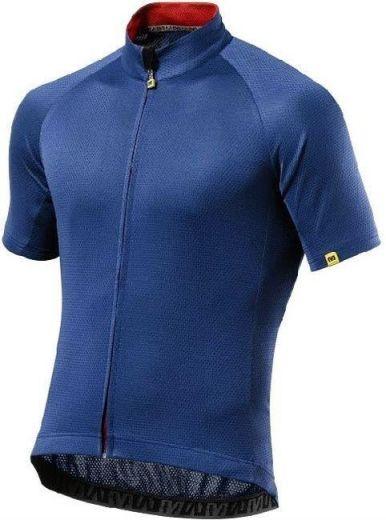 Mavic Jersey Draft Blue - Cykeltrøje