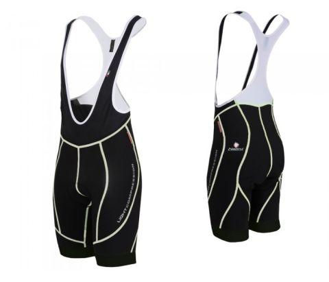 Nalini Bib Shorts Rivo Nero Pro