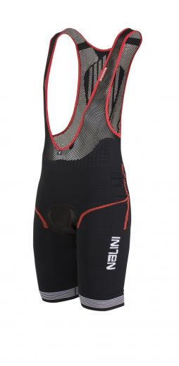 Nalini Fino Seamless Bib Shorts Str. S-M