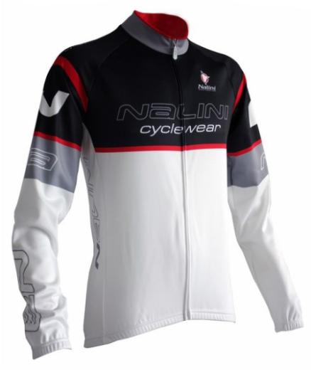 Nalini Stresa1 Langærmet Jersey - Cykeltøj
