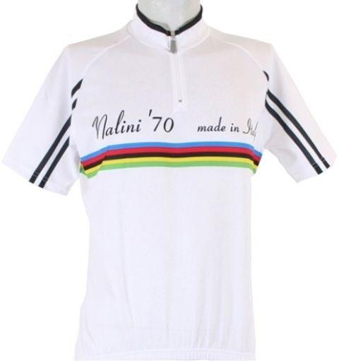 Nalini trøje med verdensmester Staffage