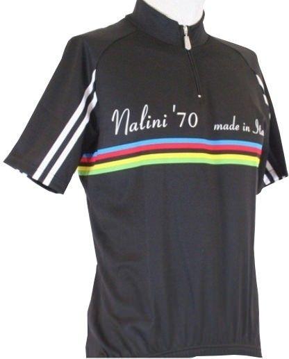 Nalini VM Jersey sort - Cykeltrøje