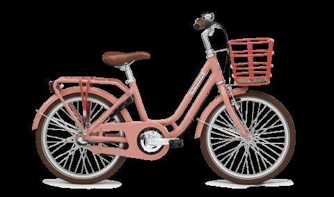 "Norden Clara  pigecykel 20""  Rosa"