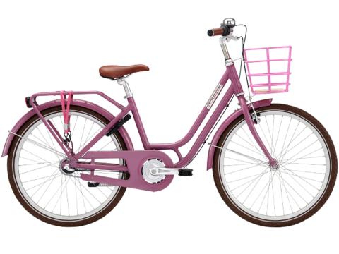 """Norden Clara  pigecykel 24"""" Lavendel"""