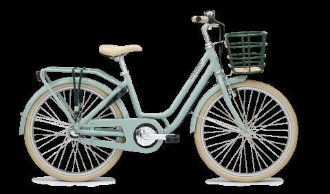 """Norden Clara  pigecykel 24""""  Mint"""
