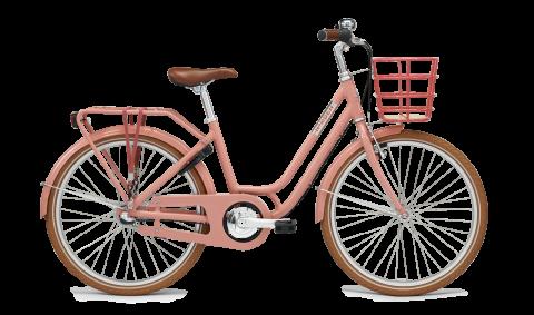 "Norden Clara  pigecykel 24""  Rosa"