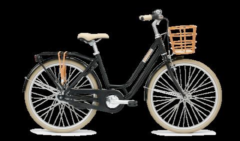 """Norden Clara  pigecykel 26""""  Sort"""