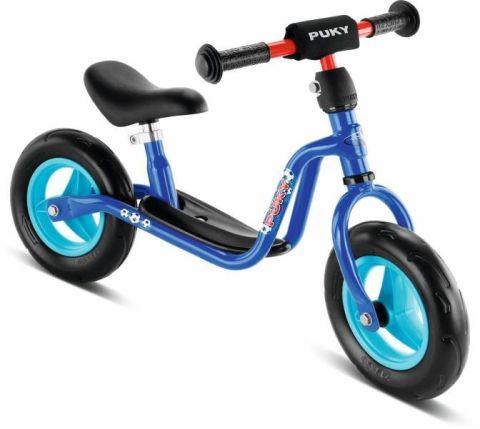 PUKY Blå Løbecykel LR M fra 2 år
