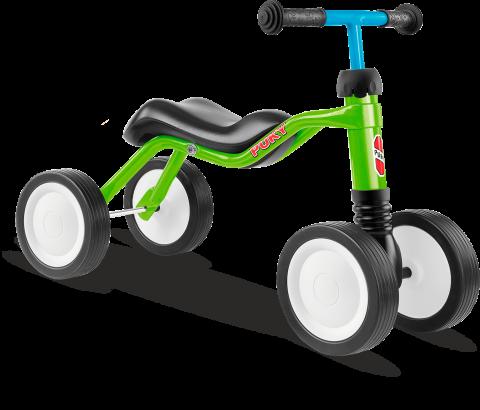 Puky Wutsch Løbecykel - Skubbecykel - Grøn