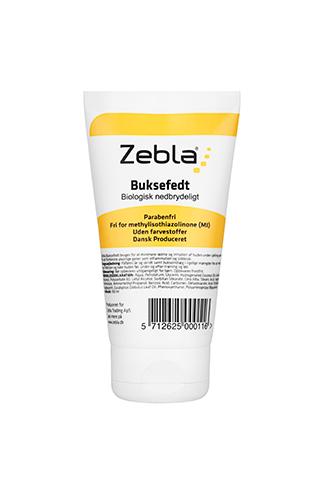 Zebla Buksefedt 150 ml.