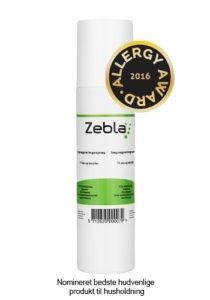 Zebla Imprægneringsspray 300 ml.