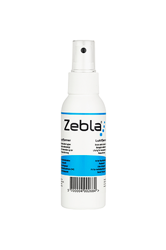 Zebla Lugtfjerner 100 ml.