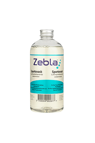 Zebla Sportsvask 500 ml.