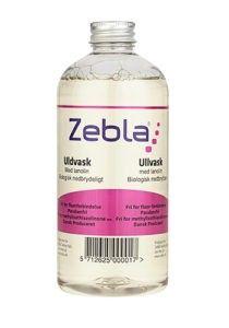 Zebla Uldvask 500 ml.