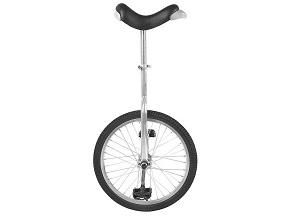 Et hjulet cykel